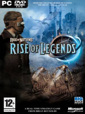Rise of Nations: Rise of Legends (2006) PC