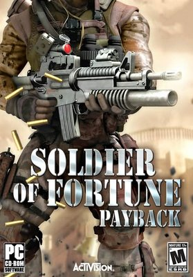 Soldier of Fortune: Payback / ������ �����: �������� (Repack) [2007/RUS]