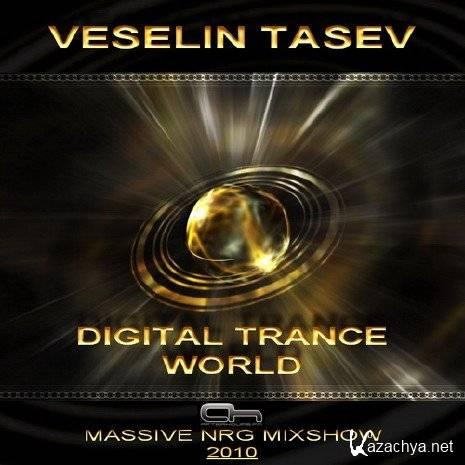 Veselin Tasev - Digital Trance World 143 (2010) MP3