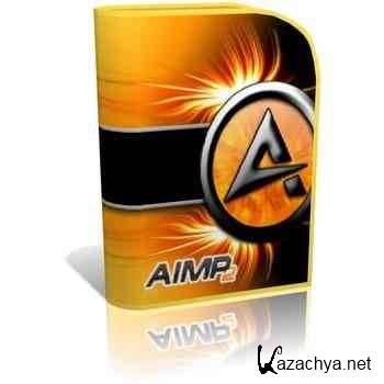 скачать AIMP 2.61.570 Final MegaPack/Additions Pack + UnaTTended Build by Boomer бесплатно