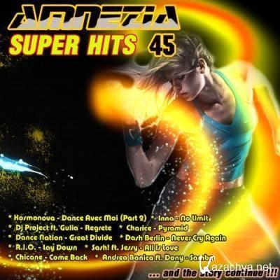 Amnezia Super Hits 45 (2010)