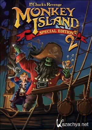 Monkey Island 2 LeChuck's Revenge Special Edition (2010)
